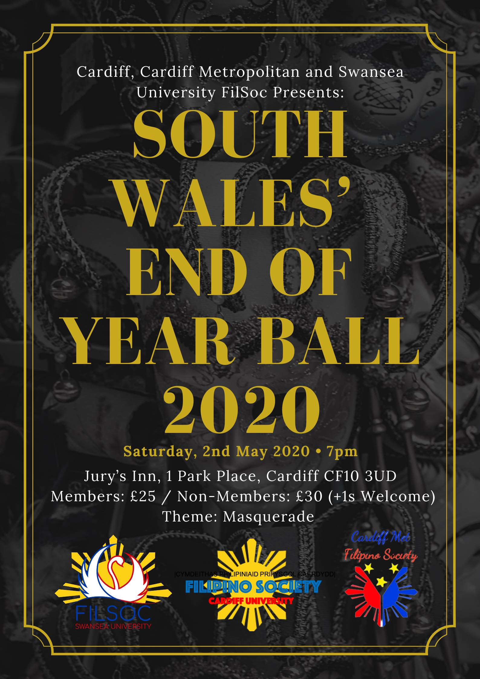 South Wales' End of Year Ball