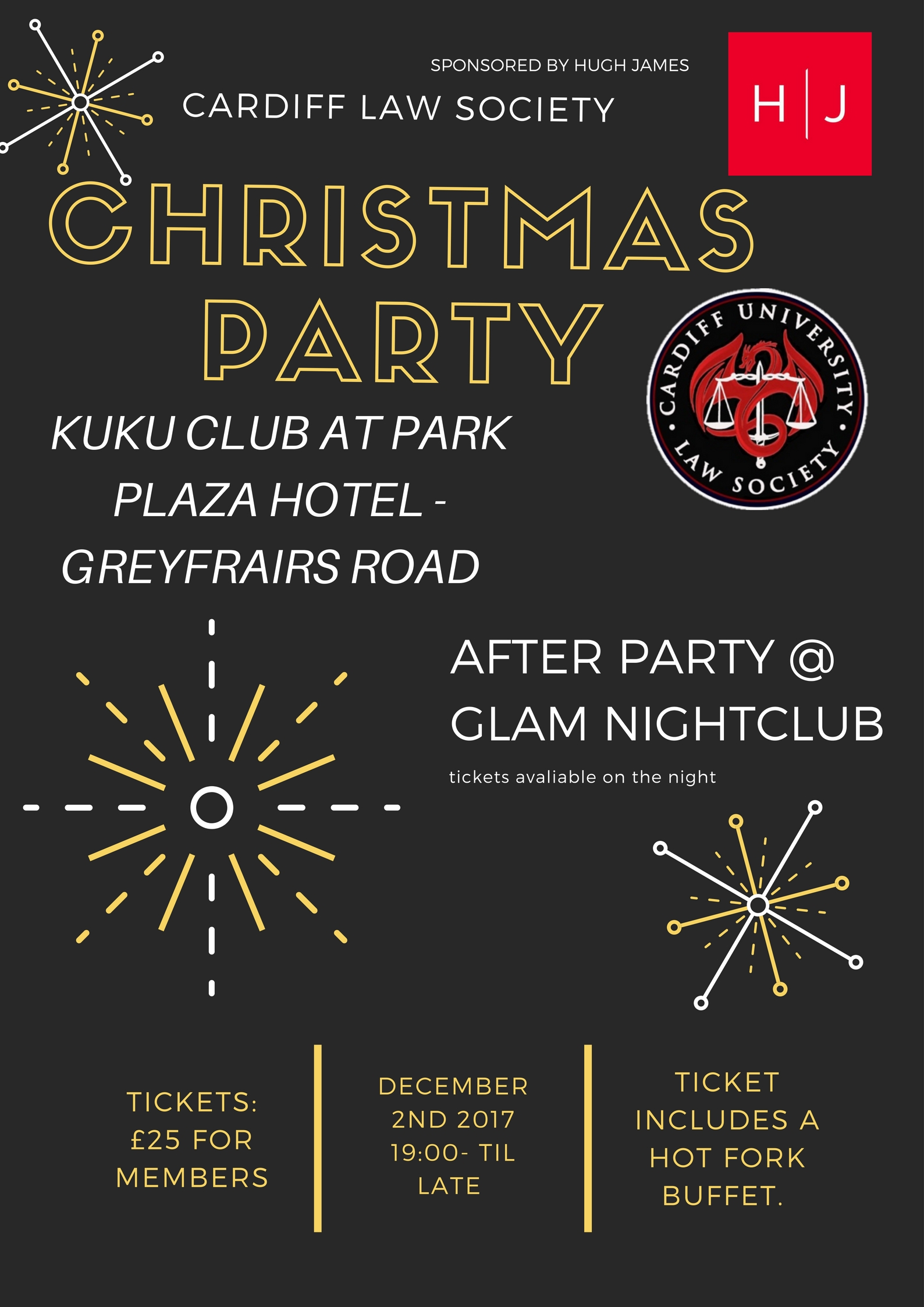 LAW SOCIETY CHRISTMAS PARTY