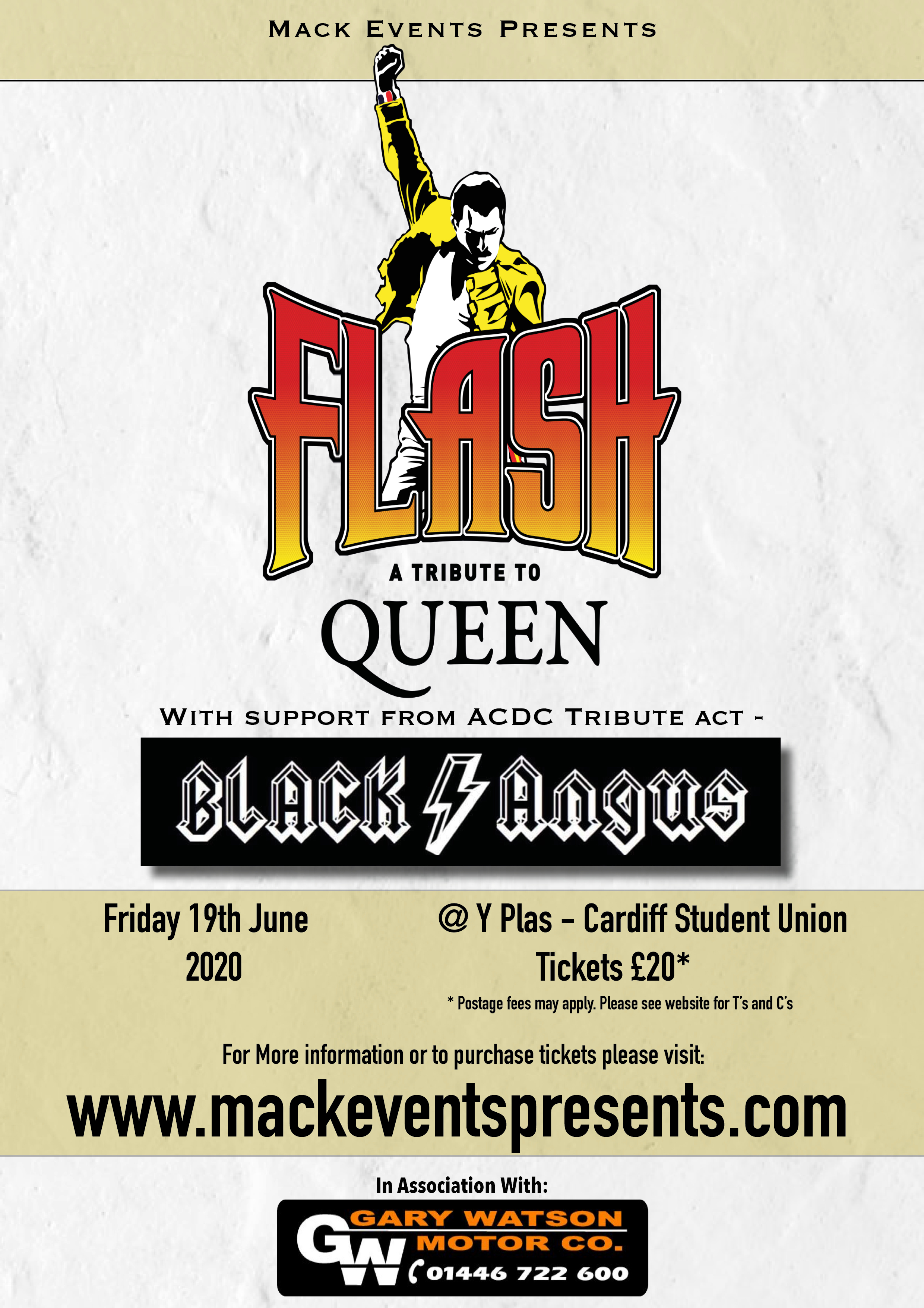 An Evening with Flash (Queen tribute)